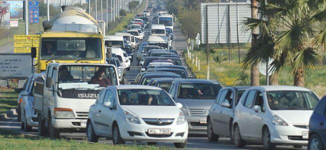 Trafik sayımı yapılacak