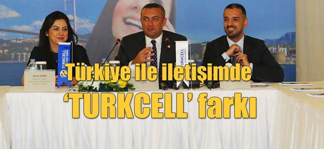 Kuzey Kıbrıs Turkcell'den önemli açılım