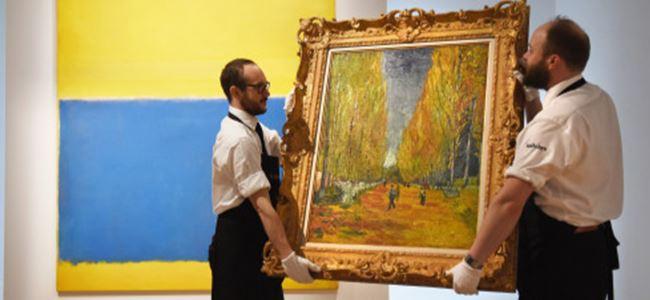 Van Goghun eseri 66 milyon Dolara satıldı