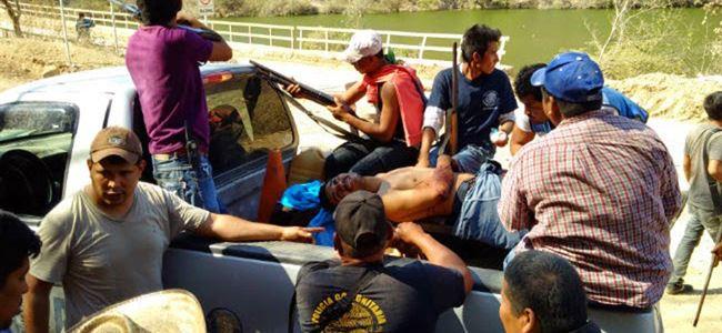 Rehin tutulan 103 kaçak göçmen kurtarıldı