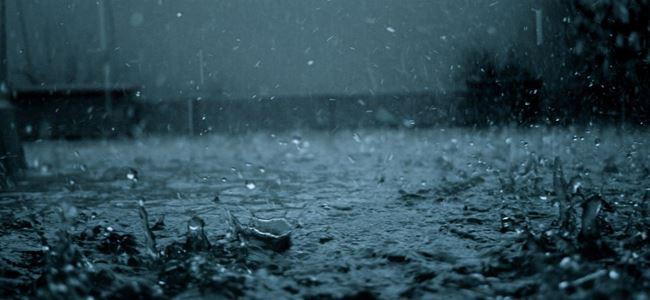 Sıcak hava yerini yağışa bırakıyor