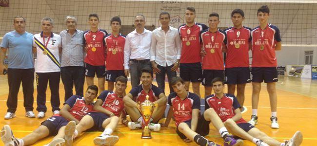Şampiyonluk Yeni Erenköy'ün