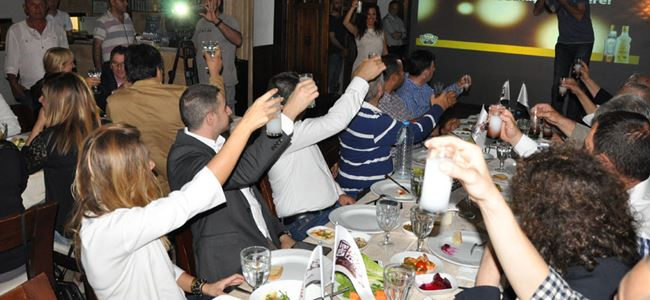 """""""4. Kıbrıs Rakı Festivali"""" başlıyor"""