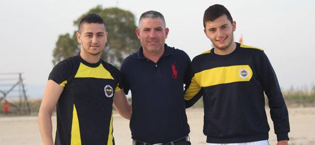 Çayönü'nde iki transfer
