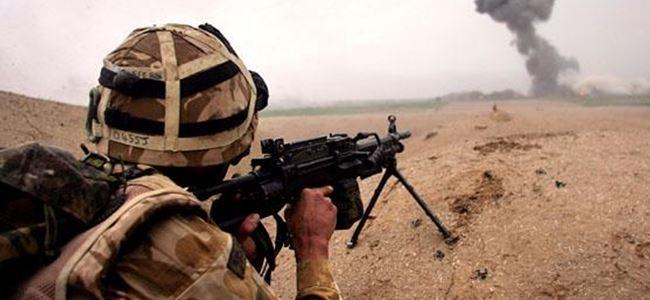 Çatışmada 22 militan öldürüldü