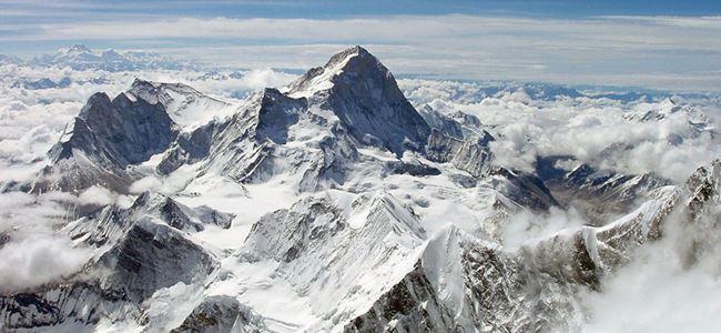Himalayalar alçaldı