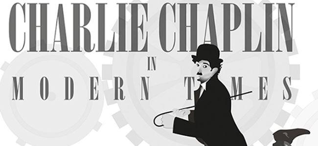 """""""Modern zamanlar – Charlie Chaplin 1936"""""""