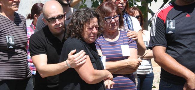 'Kayıp' Fahri Ahmet toprağa verildi
