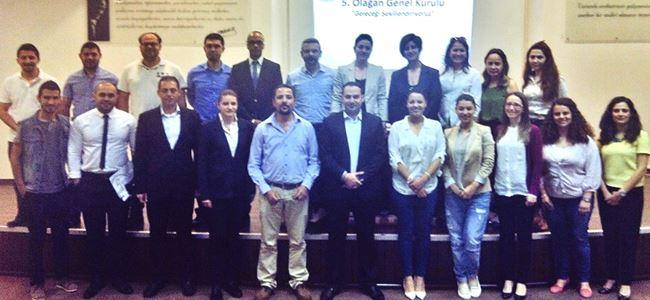 Genç Profesyoneller yeni yönetim kurulunu seçti
