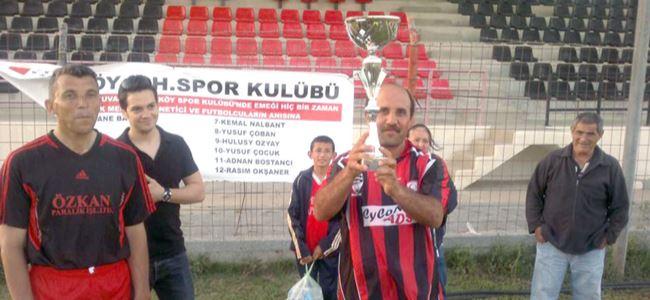 Hamitköy Masterler Derneği'nden anlamlı turnuva