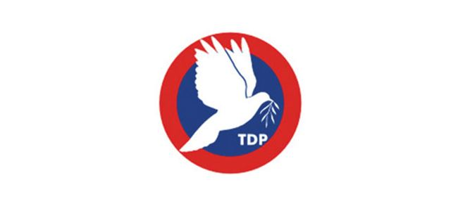 TDP Sosyalist Enternasyonal'den ilk resmi davetini aldı