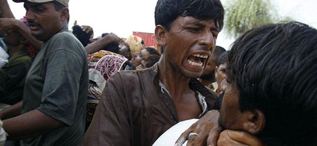 'Yemek' kavgasında 100 kişi öldü!