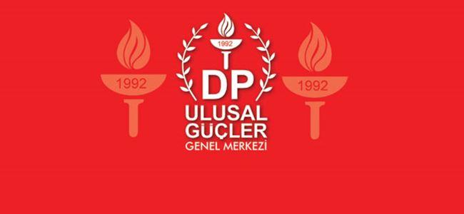 DP-UG, Bozkır'ın açıklamalarını eleştirdi