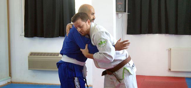 X Body ve Brazilian Jiu Jitsu tanıtıldı