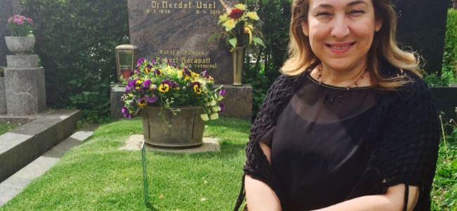 Mezarı Viyana'da Ruhu Kıbrıs'ta...