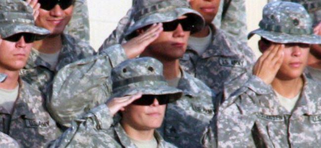 Askerlerin cinsel tacize karşı tutumunu araştırıldı