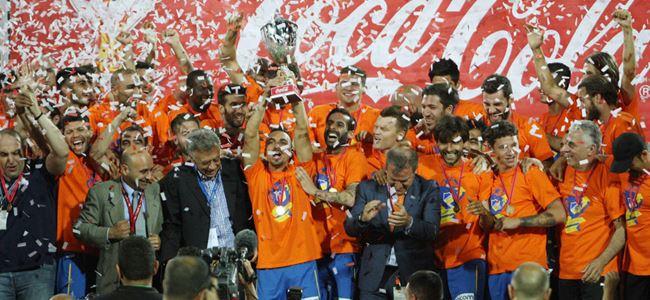 Kıbrıs Kupası APOEL'in
