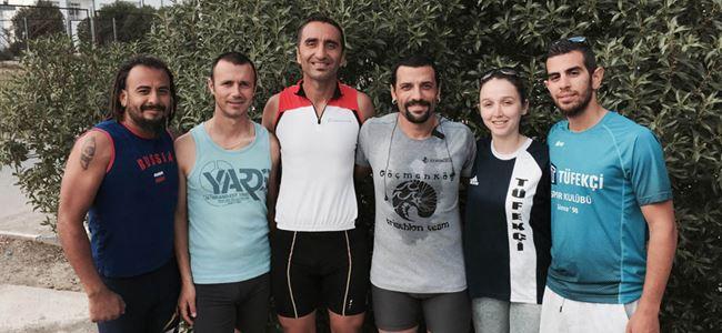 Üç kulüp Larnaka'ya hazır