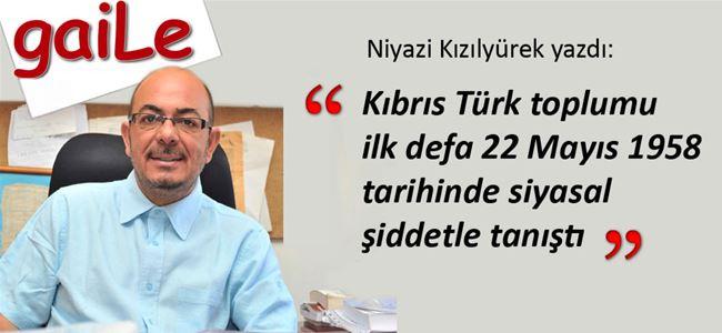 Solcu Kıbrıslı Türklere Saldırı