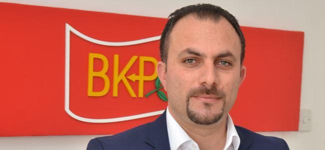 BKP Fazıl Önder'i saygı ile andı