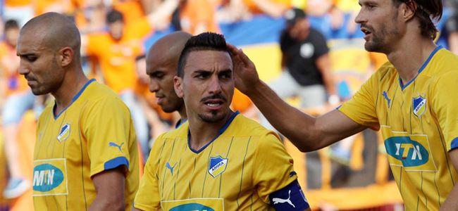 Güney'de şampiyon APOEL