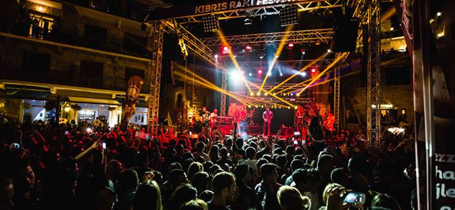 4. Kıbrıs Rakı Festivali'nde final