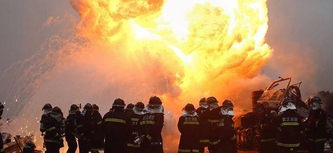 Huzurevinde yangın: 38 ölü