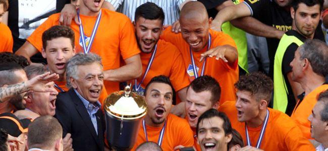 Ve şampiyonluk APOEL'in