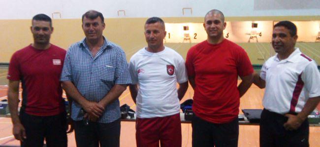 Atıcılar Federasyon Kupası'nda yarıştı