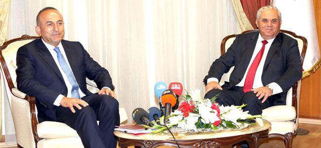 """""""Kıbrıs Türk halkı, uluslararası hukukun bir parçası olmayı hak ediyor"""""""
