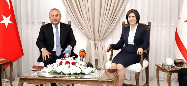 """""""Bütün arzu ve beklentimiz Kıbrıs'ta çözümün gerçekleşmesi"""""""