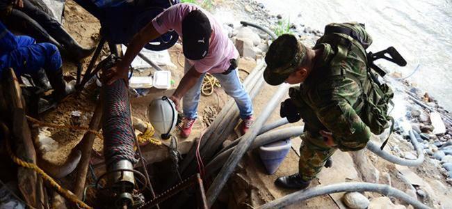 Maden kazasında 15 ölü