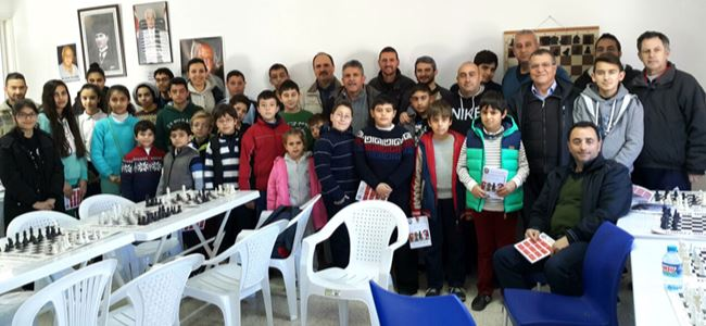 Şampiyon Orsen Satranç Takımı