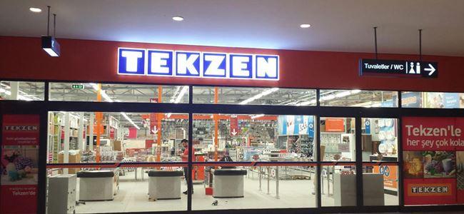 1001 Aırport Mall 'de ilk mağazalar açılıyor