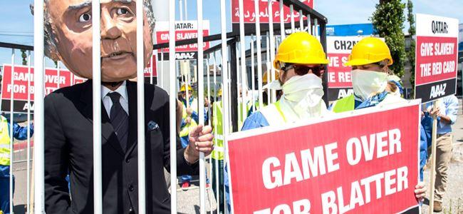 FIFA çalkalanıyor