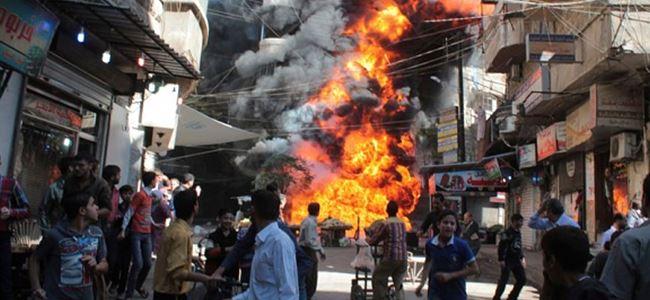 Varil bombalı saldırılarda 136 sivil öldü