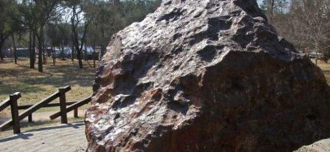 'Meteor çalan' 4 kişi gözaltına alındı