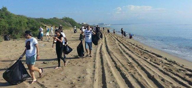 Temiz sahillerle duyarlı nesillere