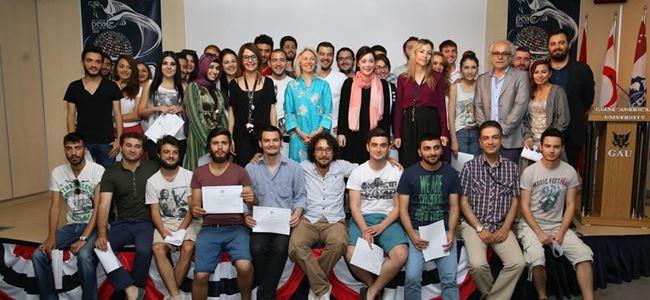 GAÜ'de Fotoğraf ve Sinema Günü