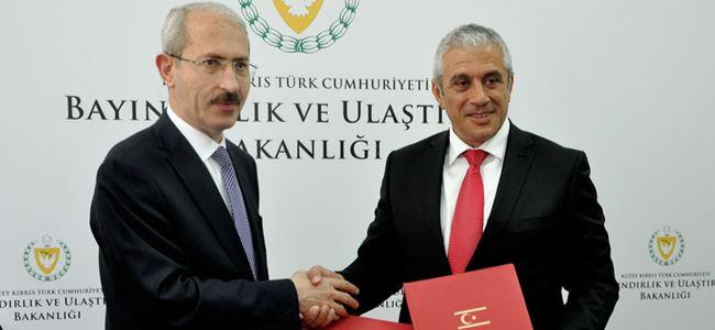 Sivil havacılık konusunda işbirliği protokolü imzalandı