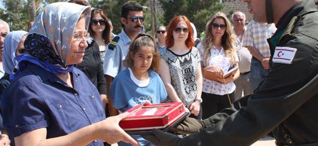 'Kayıp' Halil Bulli Mağusa'da toprağa verildi