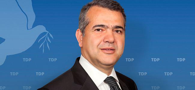 """Hüdaoğlu: """"Hükümet partileri toplumdan kopuk"""""""