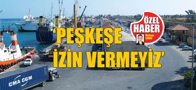 Mağusa'da limanı 'ÖZELLEŞTİRME' gerdi