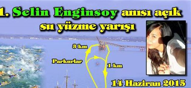 Yüzücüler Enginsoy için kulaç atacak