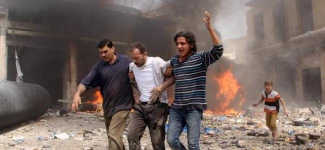 Varil Bombalı saldırıda 23 kişi öldü