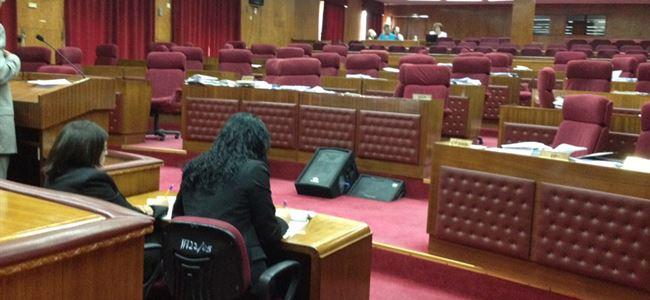Meclis tamamlandı