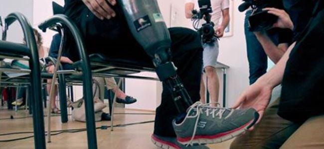 Hisseden Protez Bacak tanıtıldı