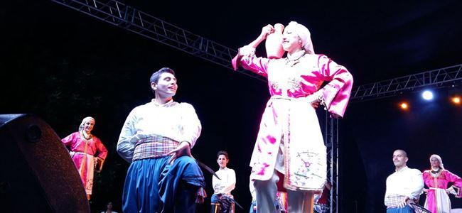 Alayköy Tahıl Festivali'nde muhteşem final…