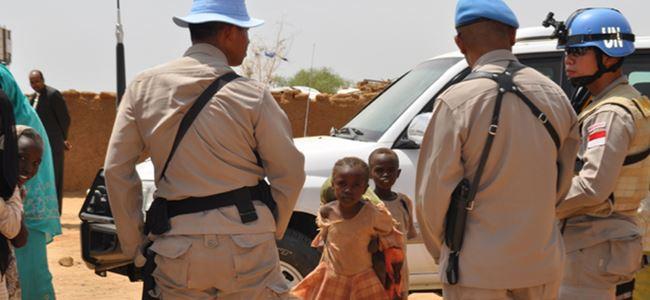 BM Barış Gücü askerlerinden cinsel istismar