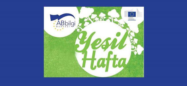 2015 Avrupa Günü ve Yeşil Hafta Kutlamaları Selimiye Meydanı'nda